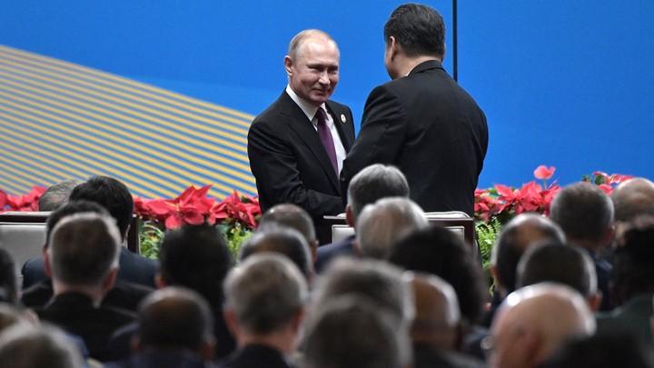 Московскому зоопарку на глазах у Путина и Си Цзиньпина отдадут национальный символ Китая
