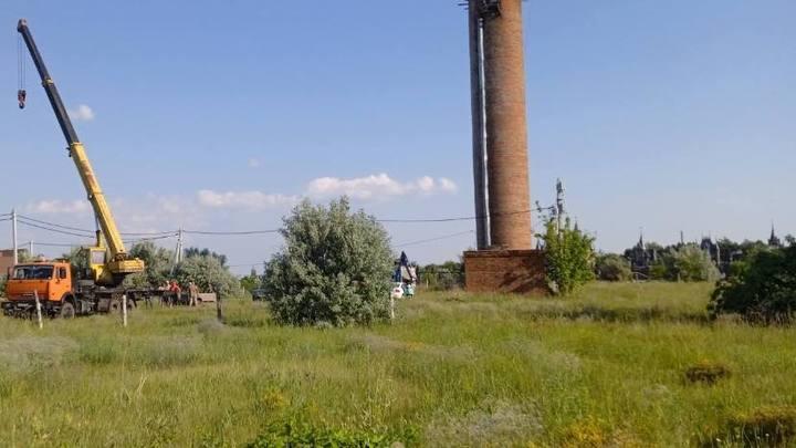 В Самарской области для жителей села Хрящевка спешно начали бурить новую скважину