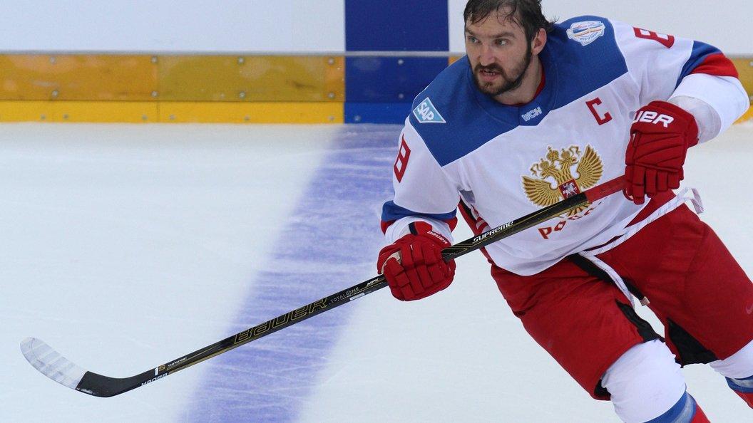 Александр Овечкин повторил рекорд Уэйна Гретцки вНХЛ