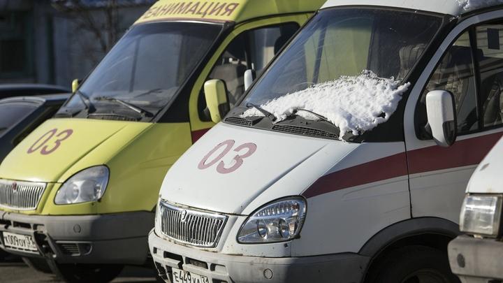 Могильная плита рухнула на двухлетнего малыша под Калининградом