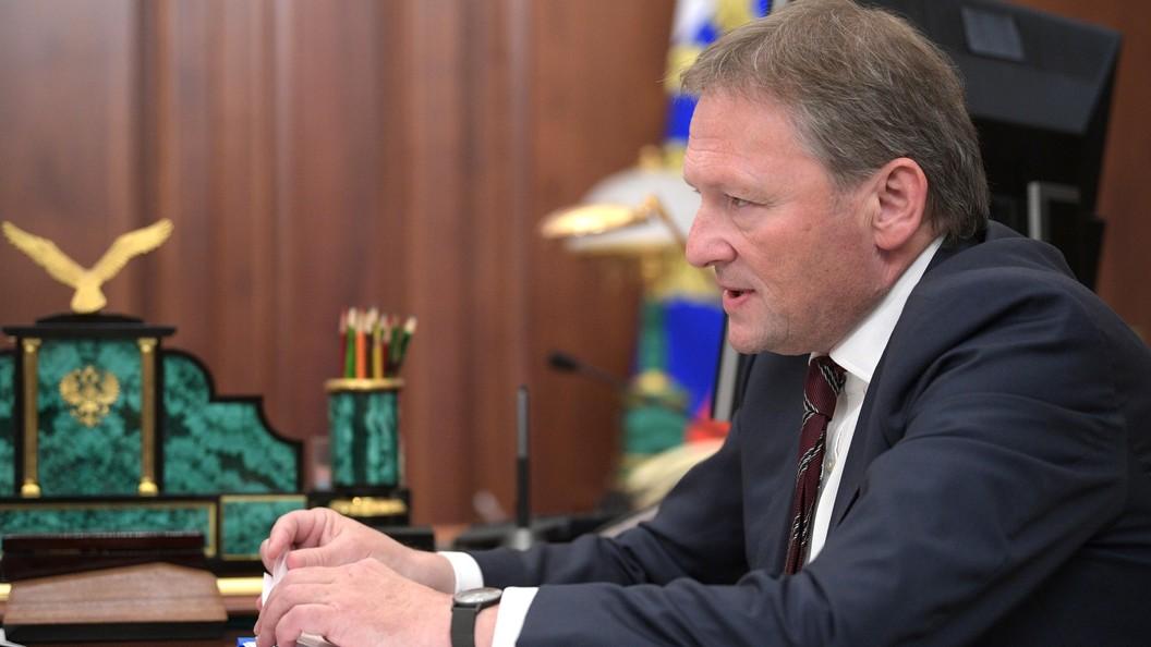 Путинутвердил Титова на посту бизнес-омбудсмена