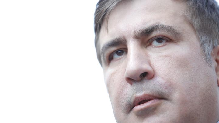 Саакашвили остался без жены и ребенка