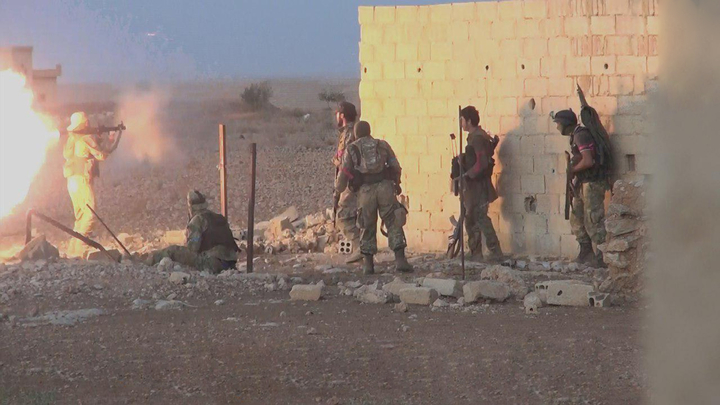 Армия Башара Асада освободилаДейр-эз-Зор от террористов ИГИЛ