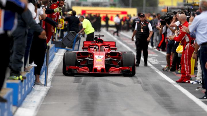 Формула-1 выяснила, кто остановил гонку Гран-при Канады за круг до финиша