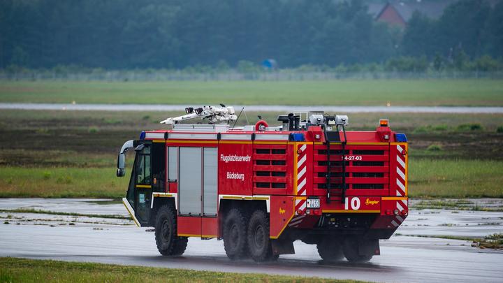 Самолёт загорелся после жёсткой посадки: Под Самарой разбился Як-55 - источник