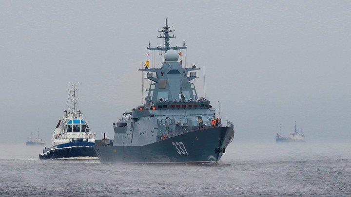 Сделано в СССР, туалеты на месте: ФСБ показала видео украинских кораблей изнутри