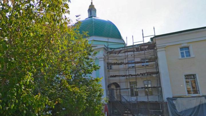 Митрополит  Нижегородский и Арзамасский  Георгий освятит восстановленный храм XIX века