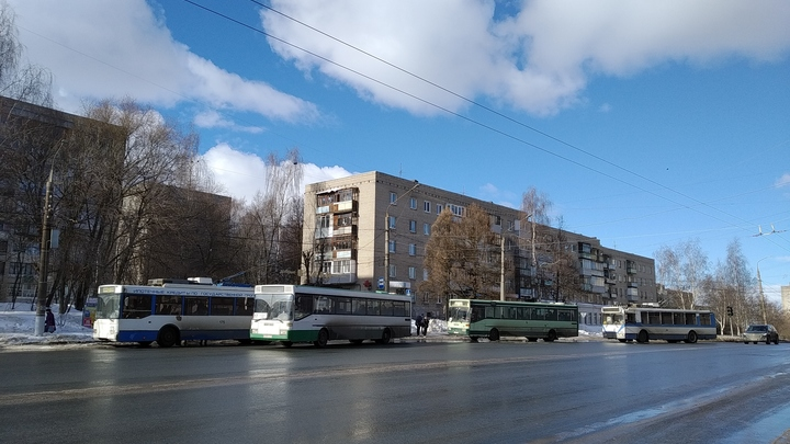 В мэрии прокомментировали намерение компании АДМ прекратить перевозки во Владимире