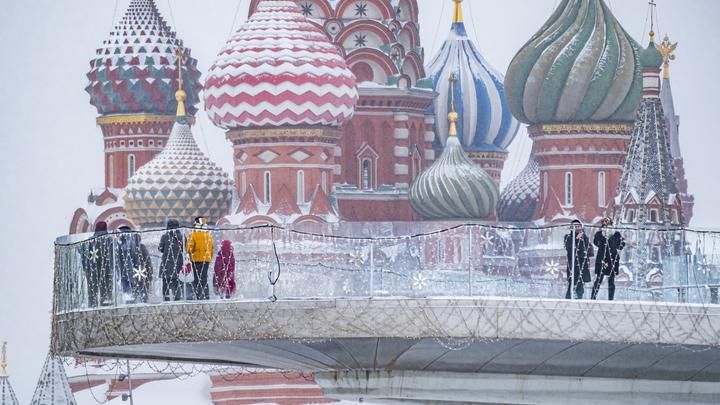 Синоптики предупредили об арктическом вторжении в Москве: Ледяные иглы в небе