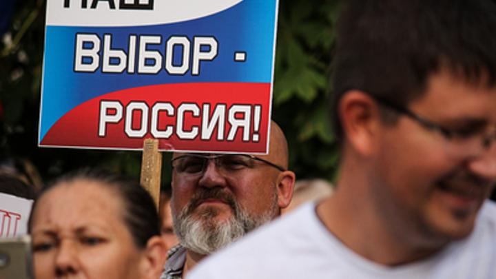Москаль получил честный ответ за Крым: Воровали нещадно. Но ложные слёзы льёт украинский генерал