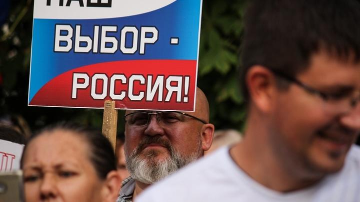 Не дождутся!: Стешин назвал единственный выход решить проблему Донбасса. Но мир разорвёт