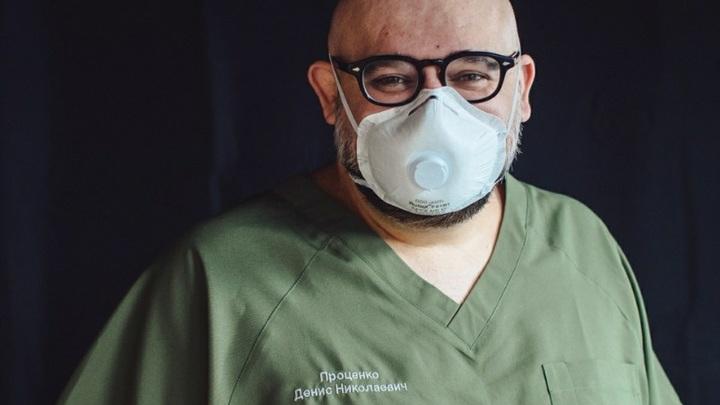 Можете выматываться: Главврач Коммунарки Проценко после новостей о Лещенко уколол журналистов