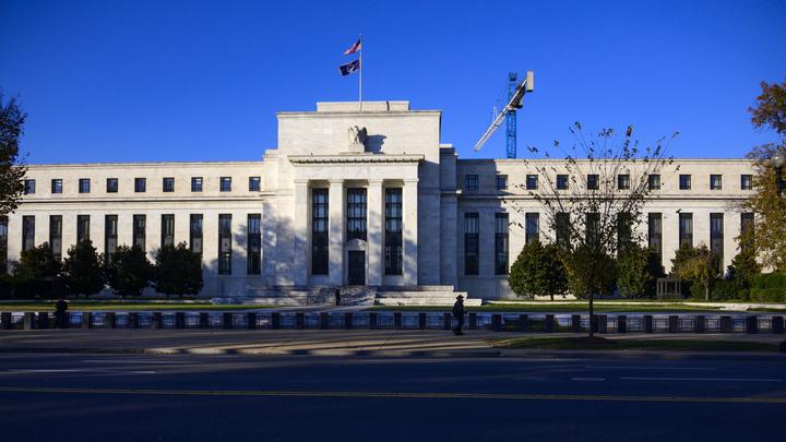На фоне торговых войн ФРС США решила оставить ключевую ставку без изменений