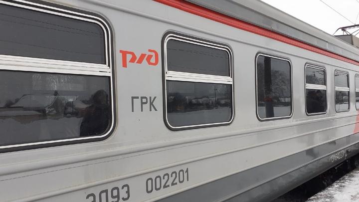 В Нижнем Новгороде электричка насмерть сбила женщину