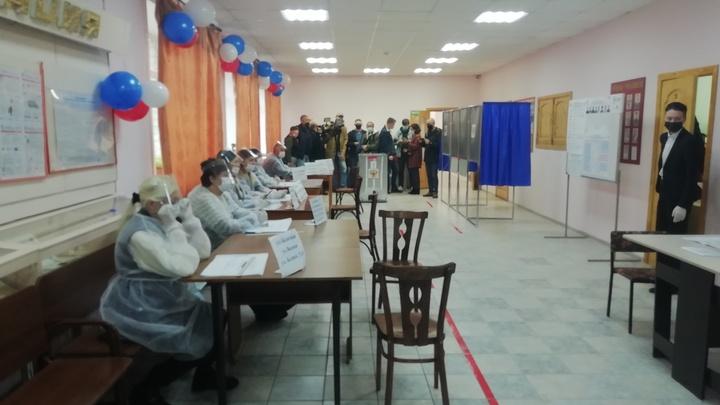 12 часов до финиша: в Забайкалье стартовал главный день голосования