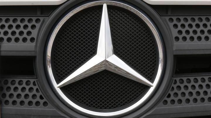 Mercedes-Benz отозвал из России почти 1,5 тысячи бракованных «Спринтеров»