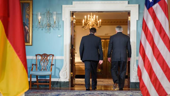 Под нажимом США Германия сворачивает дипмиссию в Северной Корее