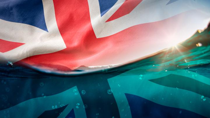 Британия устремляется под воду