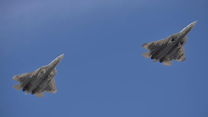 Новая головная боль Пентагона: Российский Су-35 прогонит американцев с Тайваня