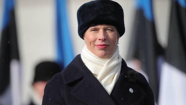 Мы одна община: Президент Эстонии выступит с речью на русском языке