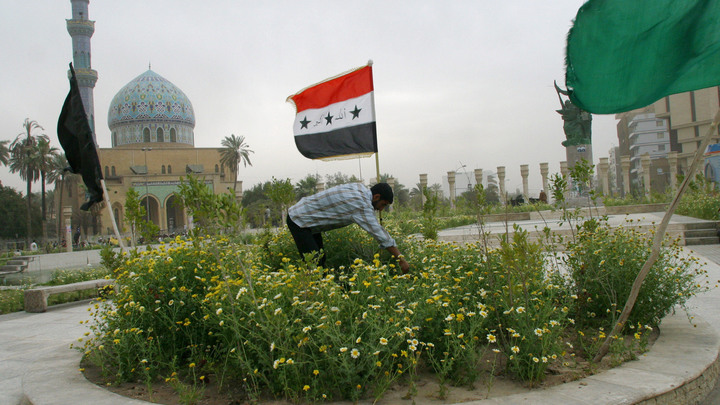 Багдад призвал Москву поучаствовать в восстановлении разрушенного Ирака