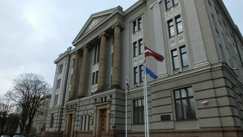 Линия прочерчена, метки расставлены: Россия утвердила соглашение о демаркации границы с Латвией