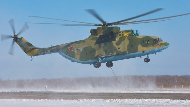 Минобороны России направило два вертолёта Ми-8 на тушение пожара Невской мануфактуры