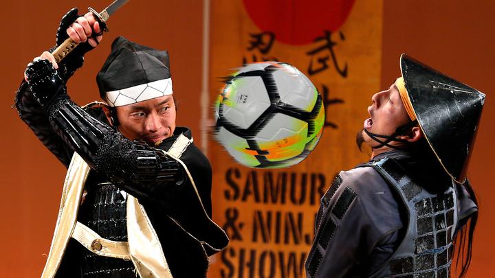 Доберутся ли Синие самураи до финала ЧМ-2018