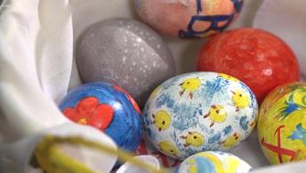 Уроки русского: Выставка Зинаиды Серебряковой, семейные традиции празднования Пасхи и Карл Фаберже