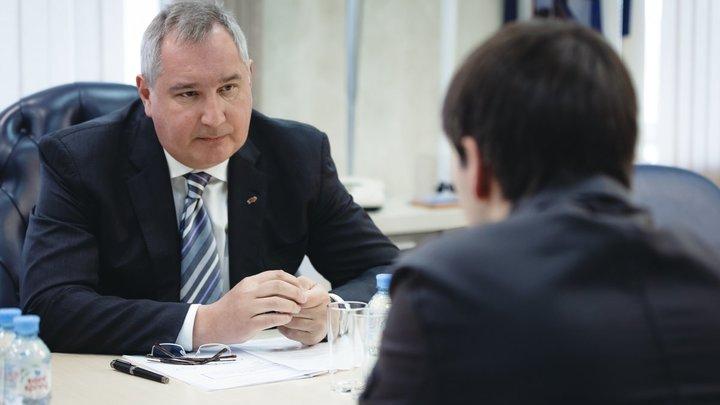 Не сомневался в нём: Рогозин высказался о задержании советника