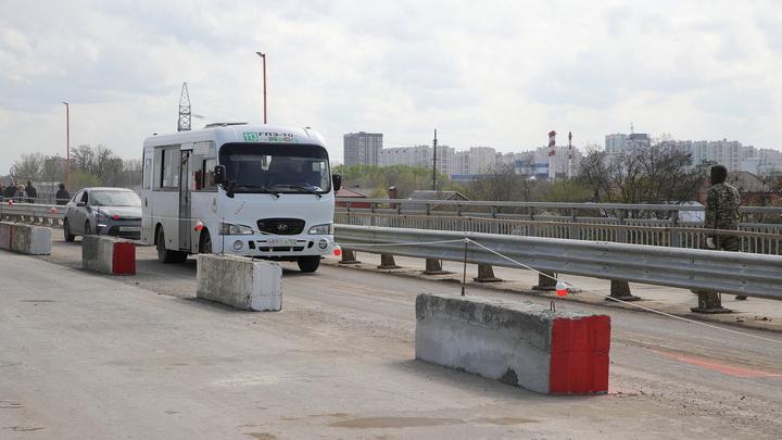 Простоит сто лет: В Ростове подрядчик дал гарантию на строящийся мост на Малиновского