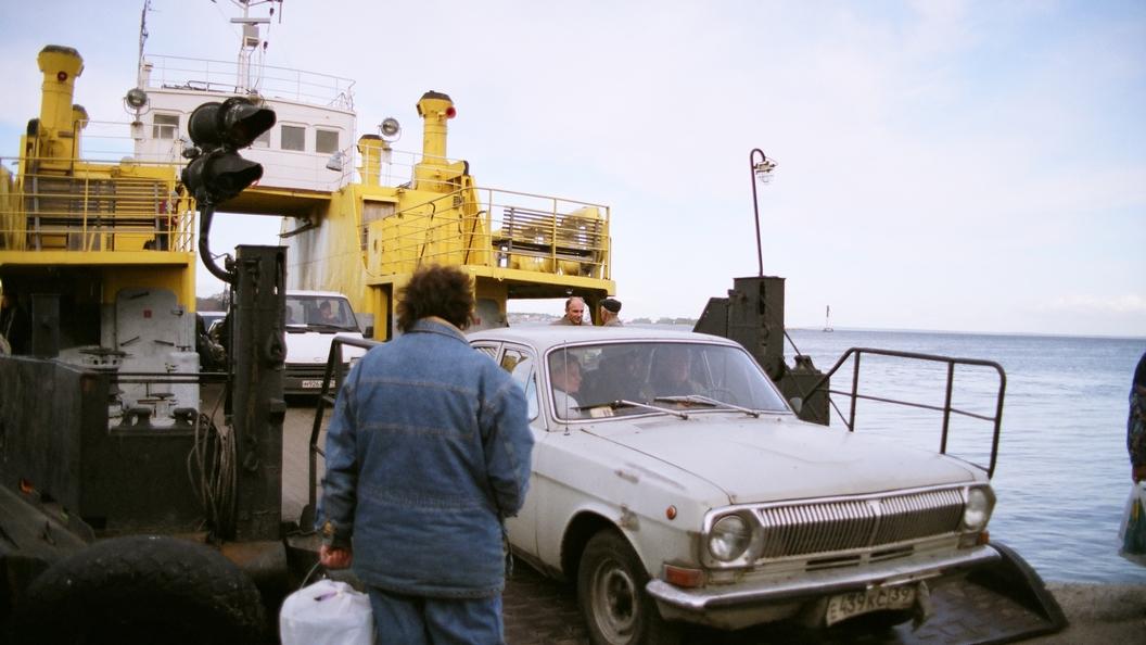 Калининградскую область с остальной Россией свяжут паромами