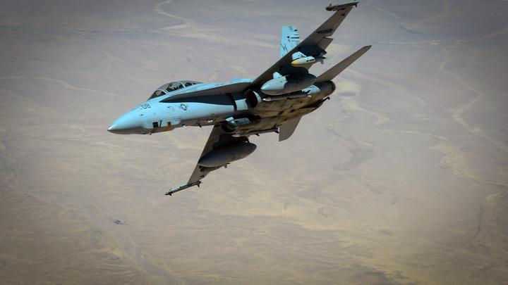 Коалиция США назвала атаку на сирийский Су-22 защитой союзников