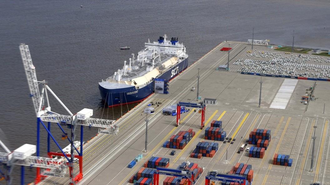 1-ый танкер с«Ямал СПГ» разгрузится вСоединенном Королевстве Великобритании