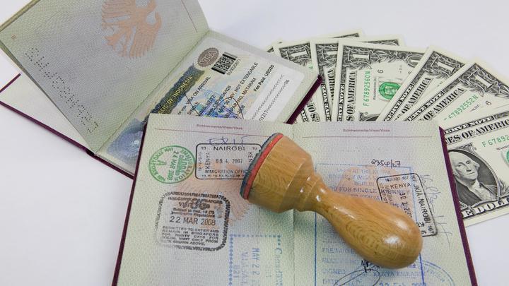 В России с февраля подорожает сервисный сбор за визу в Германию