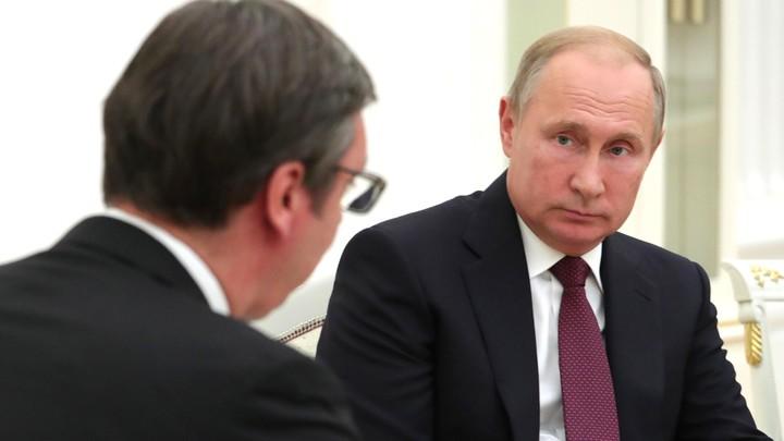 Вучич требует от Путина пойти против России: Раскрыт мотив избиения русского в Косово