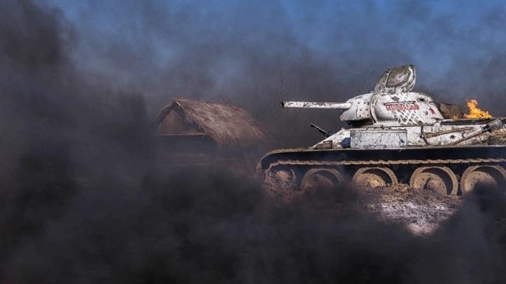 «Т-34»: Спецэффекты, интернационализм и «Отче наш…»