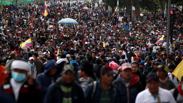 Ленин, это не мы, это МВФ: Мадуро ответил на обвинения президента Эквадора