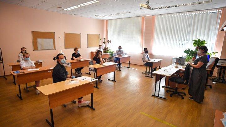 В Ростовской области ученикам разрешили не носить маски в школах