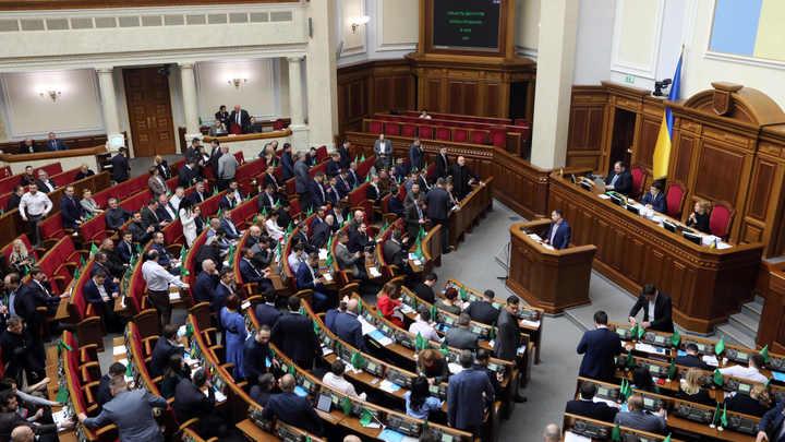 Украина официально отказалась бороться с терроризмом вместе с Россией