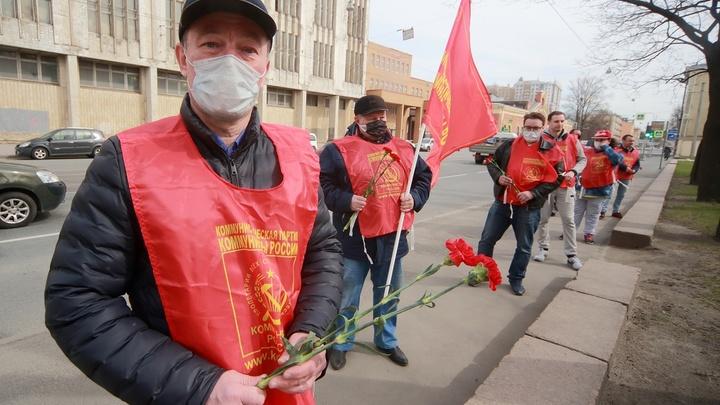 В Ростове готовятся разгонять несанкционированные сборы: КПРФ заявила пикет с участием 500 человек