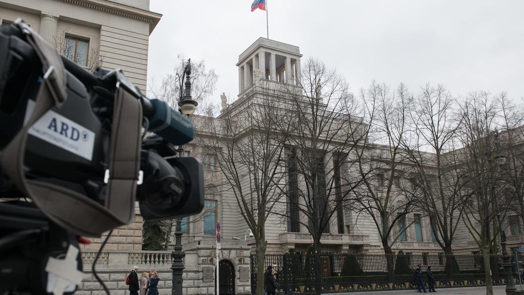 Торгпред России вСША попал всписок высылаемых дипломатов