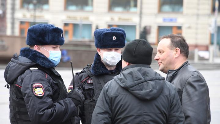 В МВД рассказали, где в стране самые злостные нарушители карантина