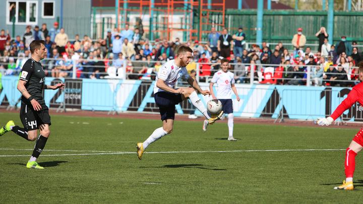 2-1: Федор Смолов вывел Локомотив вперед в матче с самарскими Крыльями Советов