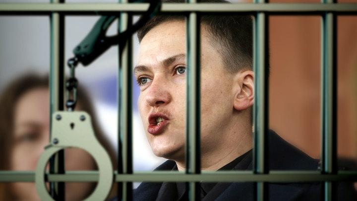 Украинскую Жанну д'Арк кинули в подвал в результате войны спецслужб