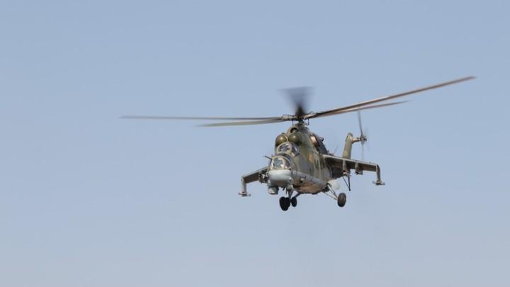 Стали известны две версии крушения вертолёта в Ленобласти - источник