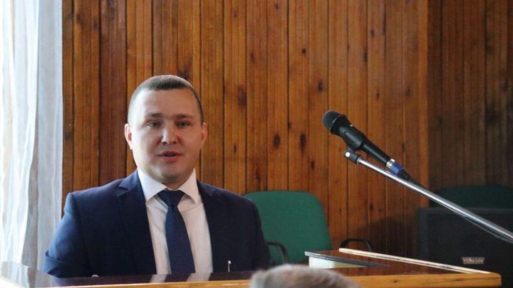 Депутаты избрали Русинова новым главой Борзинского района