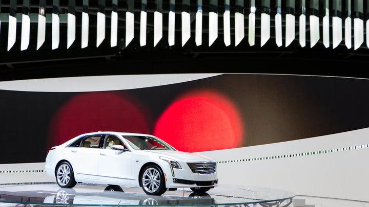 Cadillac XTS в следующем году станет похожим на модель CT6