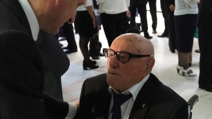 Везучий был. Алексей Ботян рассказал о своих ранениях незадолго до 100-летия