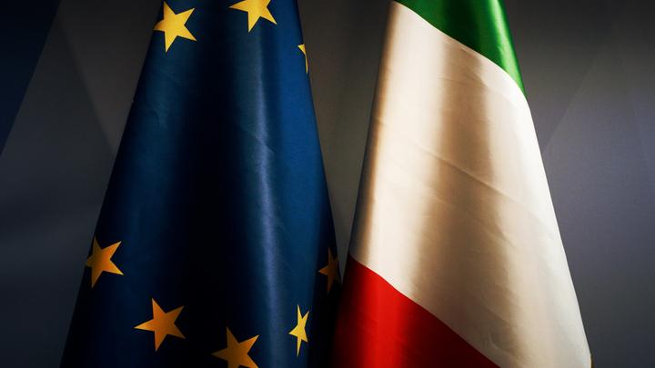 Брюссель убирает недовольных ЕС из правительства Италии